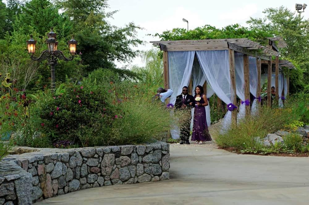 Garden-Wedding-Ceremony-At-Marianis-Venue-7-27-2048