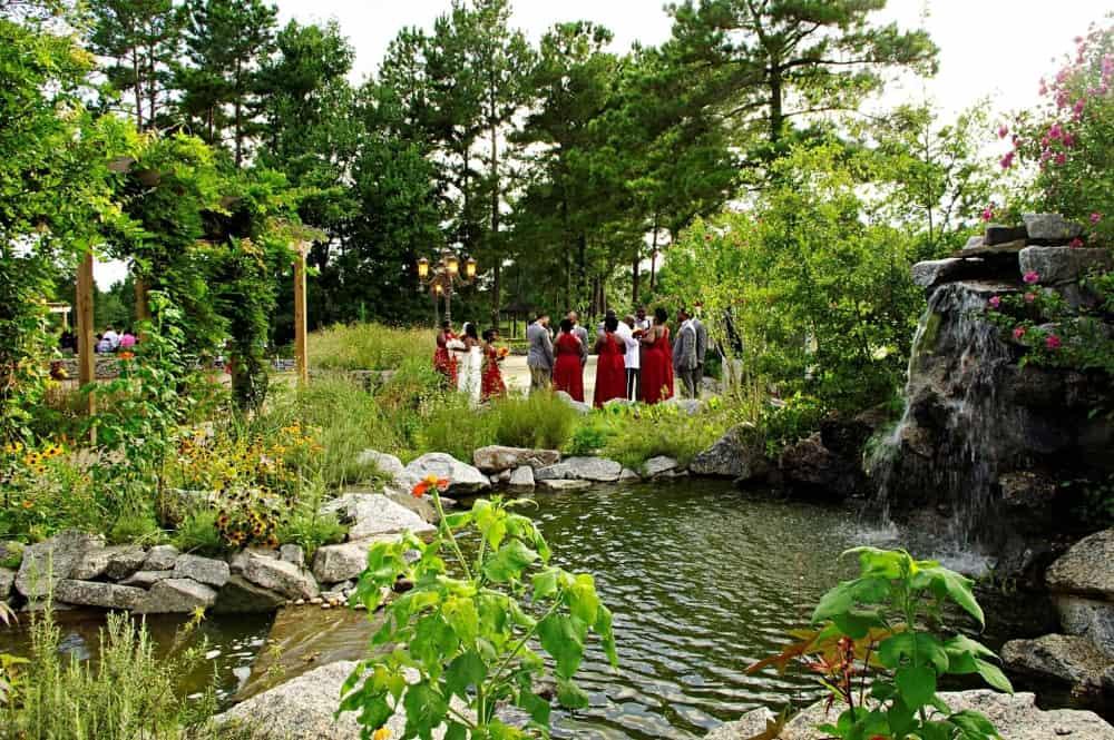 Garden-Wedding-Ceremony-At-Marianis-Venue-8-1-2048-5